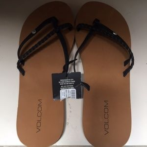 NWT, SANDALS FROM VOLCOM-430